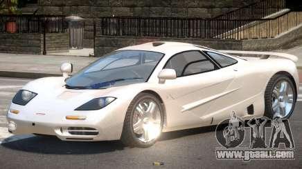 McLaren F1 Y11 for GTA 4