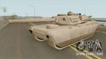 Little Tank for GTA San Andreas