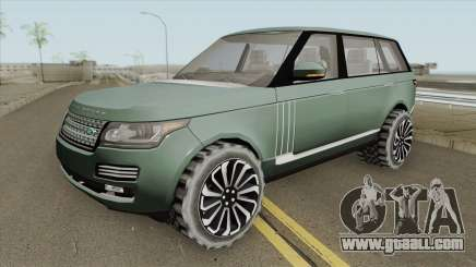 Range Rover SVAutobiography (MQ) for GTA San Andreas