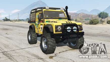 Land Rover Defender 90 for GTA 5
