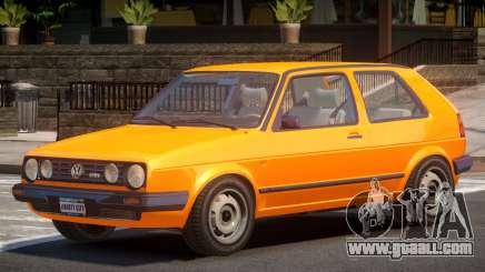 Volkswagen Golf ST for GTA 4