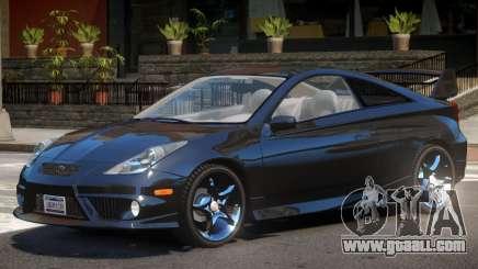 Toyota Celica V1.2 for GTA 4