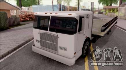 DFT-30 Towtruck for GTA San Andreas