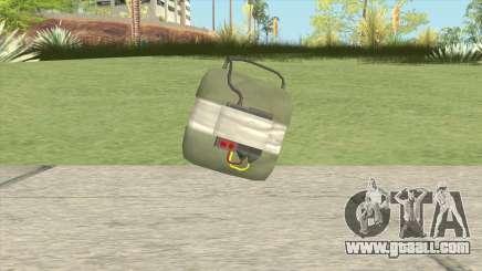 Explosives GTA IV for GTA San Andreas