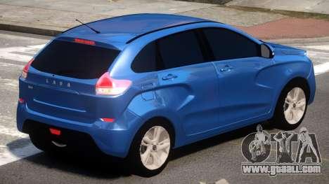 Lada X-Ray V1.0 for GTA 4