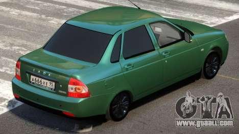 Lada Priora V1.0 for GTA 4