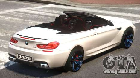 BMW M6 Cabrio V1.0 for GTA 4