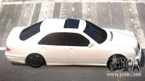 Mercedes E55 V1.0 for GTA 4