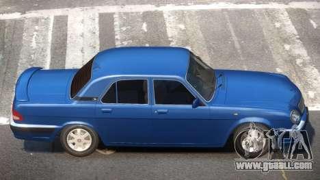 GAZ 31105 V1.0 for GTA 4