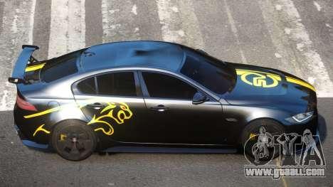 Jaguar XE Sport PJ2 for GTA 4