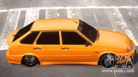 VAZ 2114 ST for GTA 4