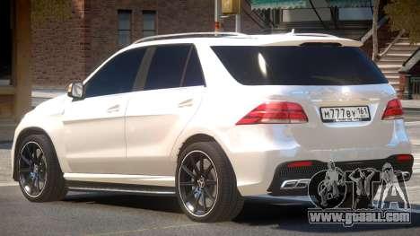 Mercedes Benz ML 63 V1.3 for GTA 4