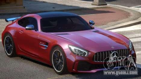 Mercedes-Benz AMG GT-R for GTA 4