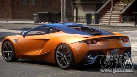 Arrinera Hussarya V1.2 for GTA 4