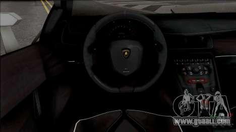 Lamborghini Veneno Roadster 2014 for GTA San Andreas