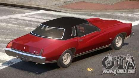 1972 Chevrolet Monte Carlo for GTA 4
