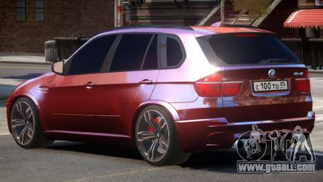 BMW X5M Elite for GTA 4