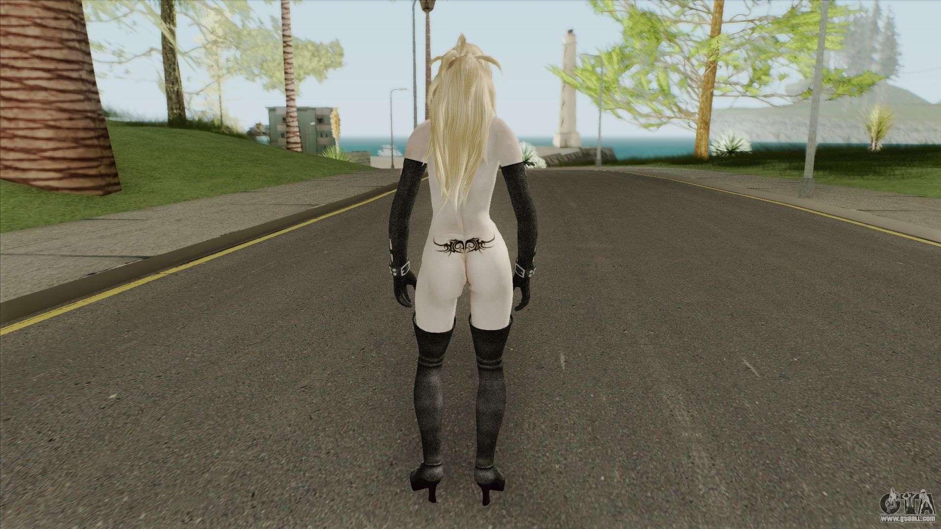 Bad Girl v2 for GTA San Andreas