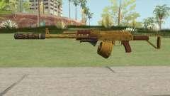 Assault Rifle GTA V (Three Attachments V1) for GTA San Andreas