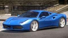 Ferrari 488 GTS V1.0 for GTA 4