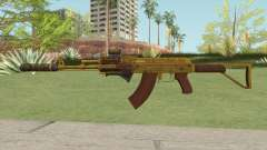 Assault Rifle GTA V (Three Attachments V5) for GTA San Andreas