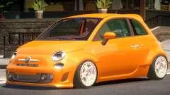 Fiat 500ST for GTA 4