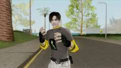 Handsome Leon V2 for GTA San Andreas