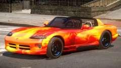 Dodge Viper GTR PJ3 for GTA 4
