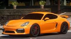 Porsche Cayman GT4 V1.3