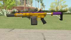 Carbine Rifle GTA V (Mamba Mentality) Full V1 for GTA San Andreas