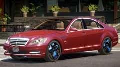 Mercedes S600 V1.1 for GTA 4