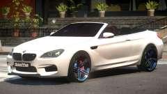 BMW M6 Cabrio V1.0