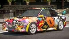 Subaru Impreza STI RS P2 for GTA 4