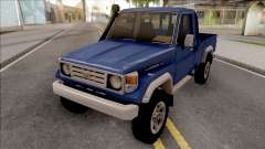 Toyota Land Cruiser J70 Hembra for GTA San Andreas