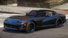 Dodge Viper GTR for GTA 4