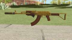 Assault Rifle GTA V (Two Attachments V8) for GTA San Andreas