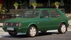 Volkswagen Golf ST V1.0 for GTA 4