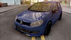 Volkswagen Golf 6 Auto Skola Team for GTA San Andreas