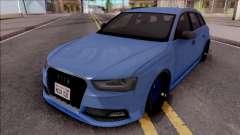 Audi RS4 Avant 2013 Tuned for GTA San Andreas