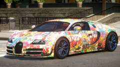 Bugatti Veyron 16.4 GT PJ5 for GTA 4