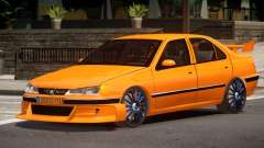 Peugeot 406 Taxi V1.0 for GTA 4
