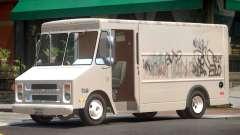 Chevrolet Step Van PJ2 for GTA 4