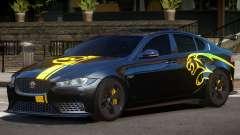Jaguar XE Sport PJ2