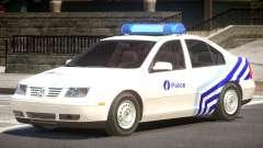Volkswagen Bora Police V1.1 for GTA 4