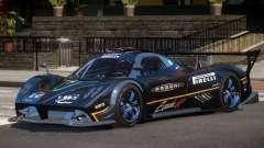 Pagani Zonda RS PJ3 for GTA 4