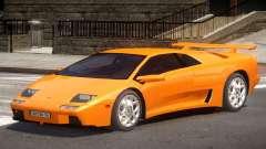 Lamborghini Diablo ST for GTA 4