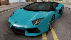 Lamborghini Aventador LP700-4 Roadster 2013 HQ