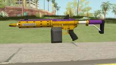 Carbine Rifle GTA V (Mamba Mentality) Base V1 for GTA San Andreas