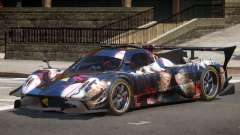Pagani Zonda GT-R PJ3 for GTA 4