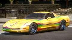 Chevrolet Corvette Z06 ST PJ4 for GTA 4
